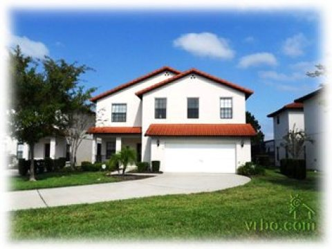 Affordable Luxury 4 BR Villa, Close to Disney - Vacation Rental in Clermont