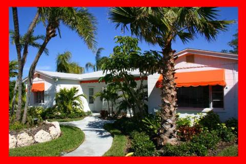 2/2 Tangerine Dream, sleeps 5, 2 Heated Pools, Wal - Vacation Rental in Clearwater Beach