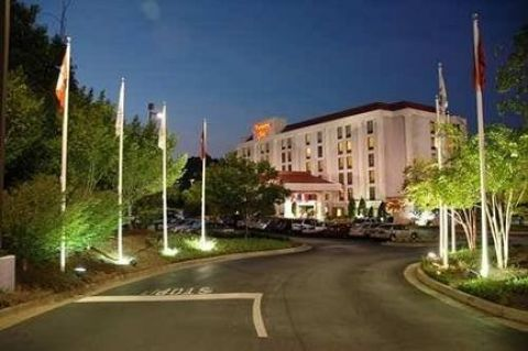 HAMPTON INN COLUMBIA I26 HARBIS