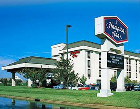 Hampton Inn Columbus Intl Arpt