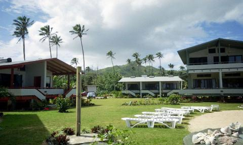 Aro'a Beachside Inn - Hotel in Cook Islands