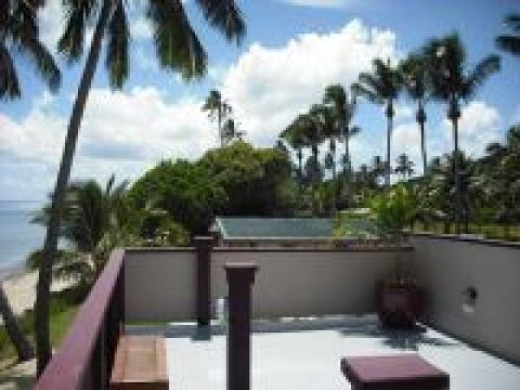 Raro Beach Bach - Cook Islands  - Vacation Rental in Cook Islands