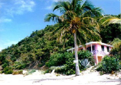 Caribbean Vacation Rental Cottage - Vacation Rental in Cooper Island