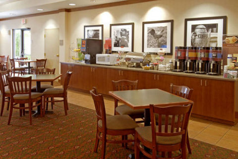 HAMPTON INN COUNCIL BLUFF