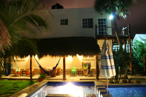 Bed and Breakfast Villa Escondida-Cozumel - Bed and Breakfast in Cozumel