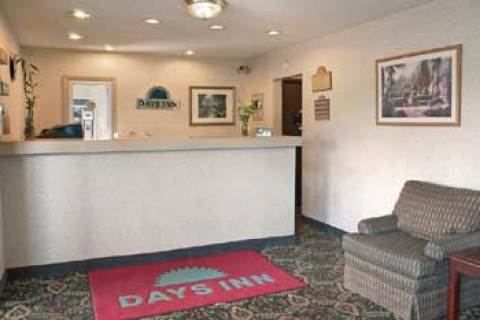 Days Inn Crawfordsville In