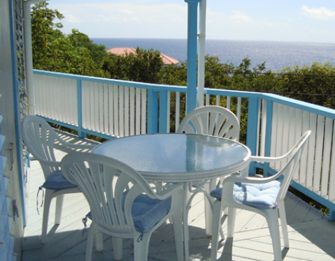 Villa Moonsong - Vacation Rental in St John