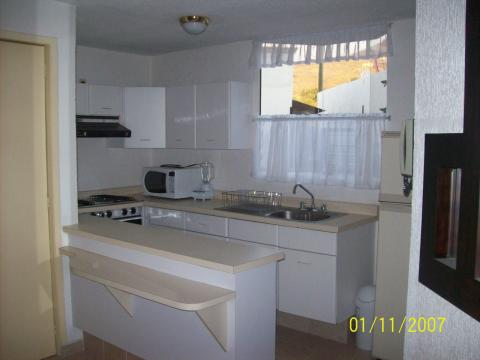 1bdrm condo kitchen