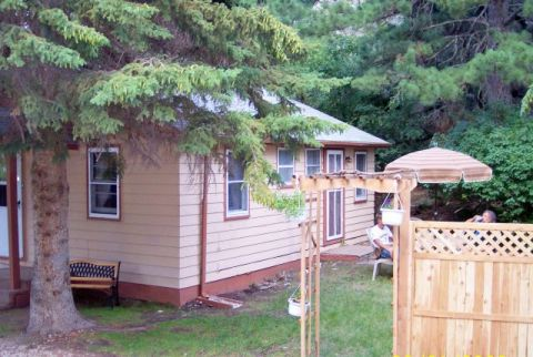 Custer Rocky Knolls Cabins - Vacation Rental in Custer