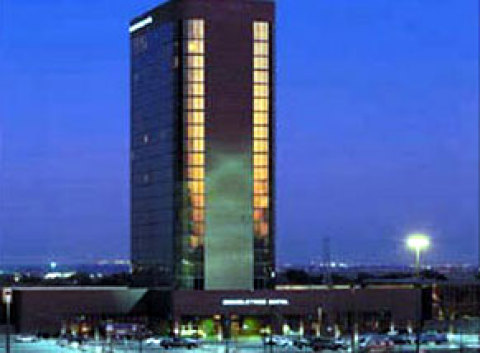 Doubletree Campbell Centre Dallas