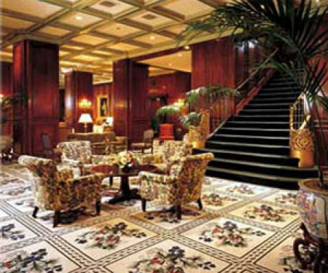 The Adolphus-A Noble House Hotel