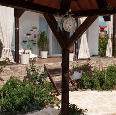 The Whitehouse Apartment 2 - Vacation Rental in Dalmatia