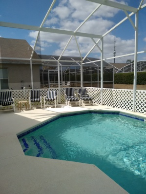 High Point Villa - Vacation Rental in Davenport