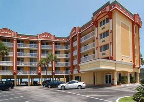 Comfort Inn And Suites Daytona
