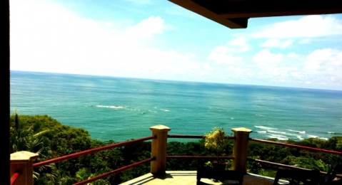 Oceanfront Costa Rica Property - Vacation Rental in Dominical Puntarenas