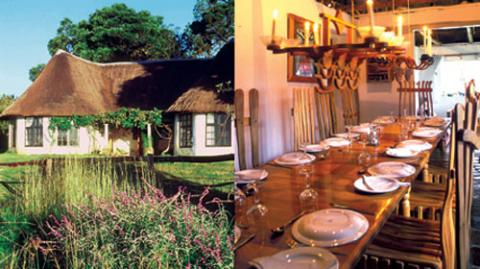 Antbear Guesthouse - Bed and Breakfast in Drakensberg