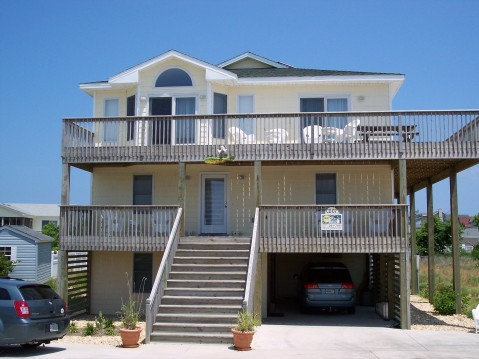 'SeaDucktion' Vacation Rental Home in Duck, NC - Vacation Rental in Outer Banks
