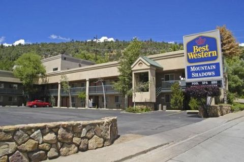 BEST WESTERN MOUNTAIN SHADOWS