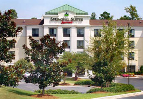 SpringHill Suites by Marriott Durham Research Tria