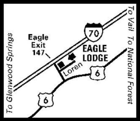 BEST WESTERN EAGLE LODGE