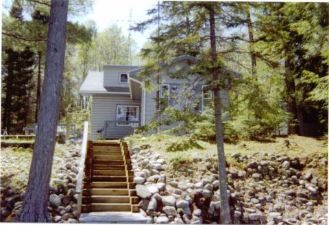 Eagle River Wisconsin Schultz's Serene Shores - Vacation Rental in Eagle River