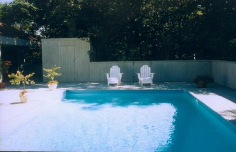 Quiet and Beautiful with Heated Pool and Piano - Vacation Rental in East Hampton