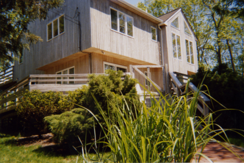Quiet 4BR Compound, Steps To Bay Beach - Vacation Rental in East Hampton