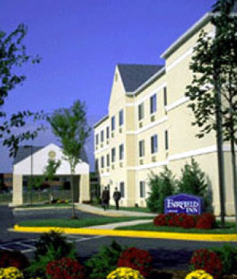 Fairfield Inn By Marriott Meadowlands Sports Compl