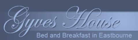 Gyves House - Bed and Breakfast in Eastbourne