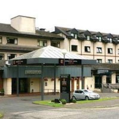 Best Western Edinburgh Capital Hotel