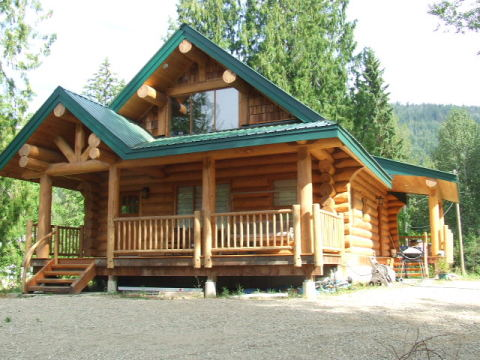 Aselka Cabin - Vacation Rental in Enderby