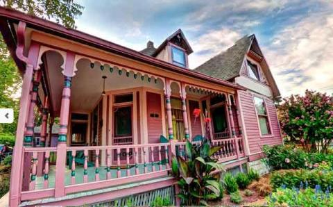 10 White Street Vacation home - Vacation Rental in Eureka Springs