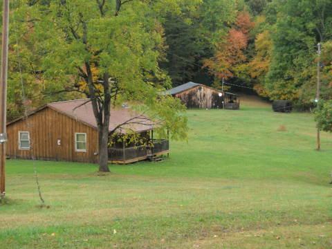 Fayetteville Cabin New River Gorge Wv Autumn Breeze