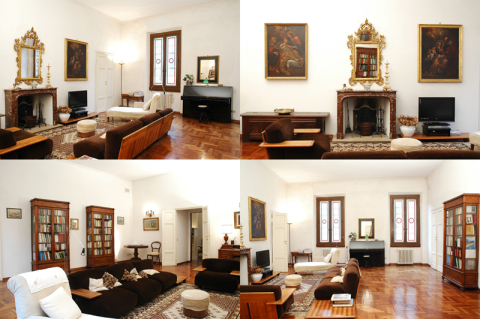 ELEGANT APARTMENT 50mt FROM DUOMO - Vacation Rental in Florence
