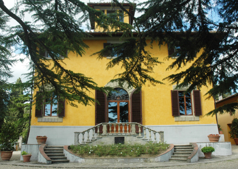 Villa Poggio Bartoli - Bed and Breakfast in Florence