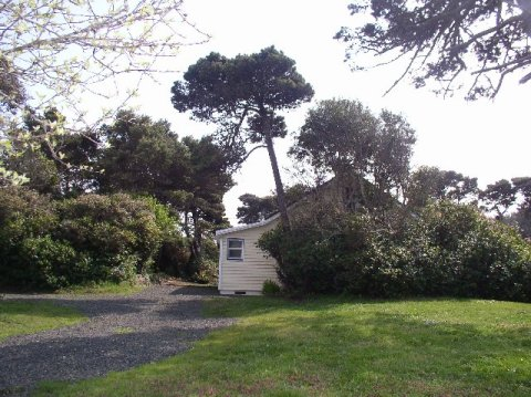Heceta Coastal Cottage - Vacation Rental in Florence