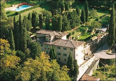 Villa Luciano - Florence, Italy - Vacation Rental in Florence