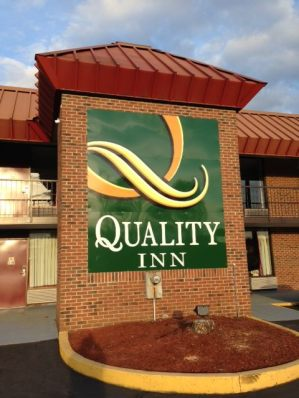 Quality Inn - Hotel in Forest City