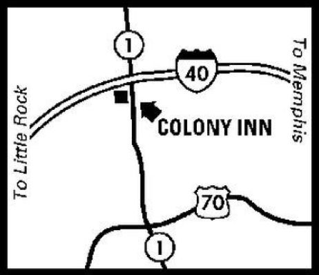 BEST WESTERN COLONY INN