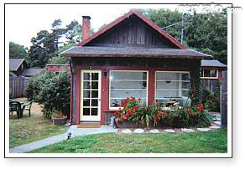 Lodging and Llamas Cottages - Vacation Rental in Fort Bragg