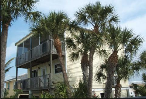 Ft Myers Beach Heavenly Beach House w/ Pvt Beach! - Vacation Rental in Fort Myers Beach
