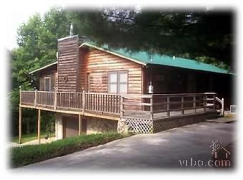 Beautiful Cabin with Great View !! - Vacation Rental in Franklin