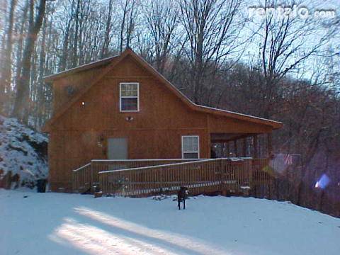 N-C Mountain - Vacation Rental in Franklin