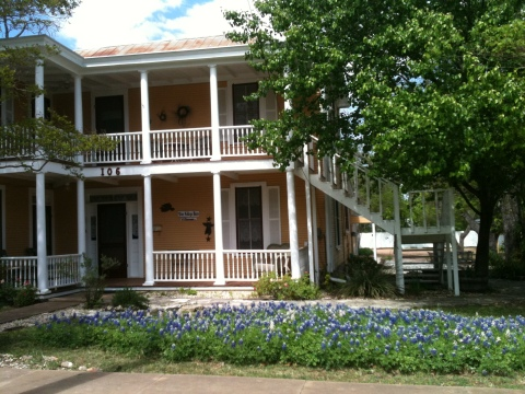 Das College Haus - Bed and Breakfast in Fredericksburg