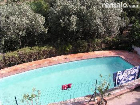House With Swimming Pool - Vacation Rental in French Riviera