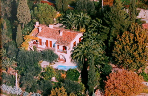 Mas Plaisant Villa - Vacation Rental in French Riviera