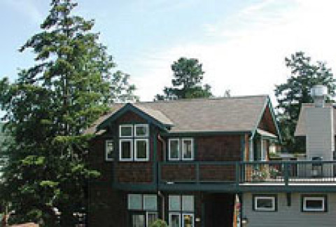 Courtyard Suites - Special rate Dec 1-March 30,09 - Vacation Rental in Friday Harbor