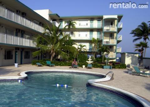 Condo Long Term Special ONLY $1800.00 monthly - Vacation Rental in Ft Lauderdale