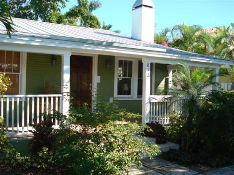 Best Value!!  Authentic Key West Style Home - Vacation Rental in Ft Lauderdale
