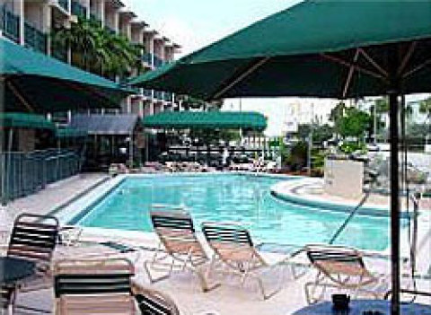 Fort Lauderdale Beach Palace Hotel and Suites
